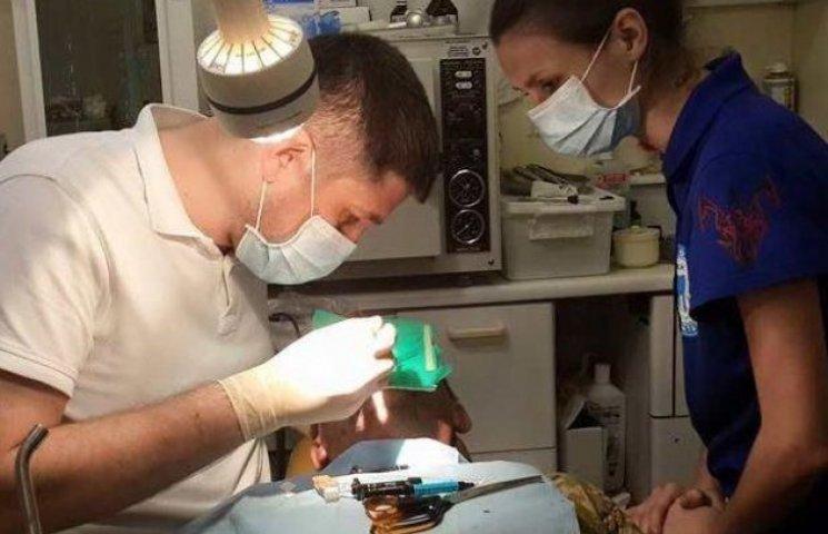 Деражнянські стоматологи безкоштовно лікуватимуть бійців АТО