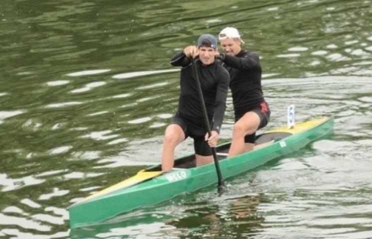 Спортсмен з Южного став чемпіоном Європи з веслування