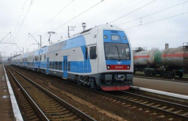На Полтавщині чоловіка збив потяг