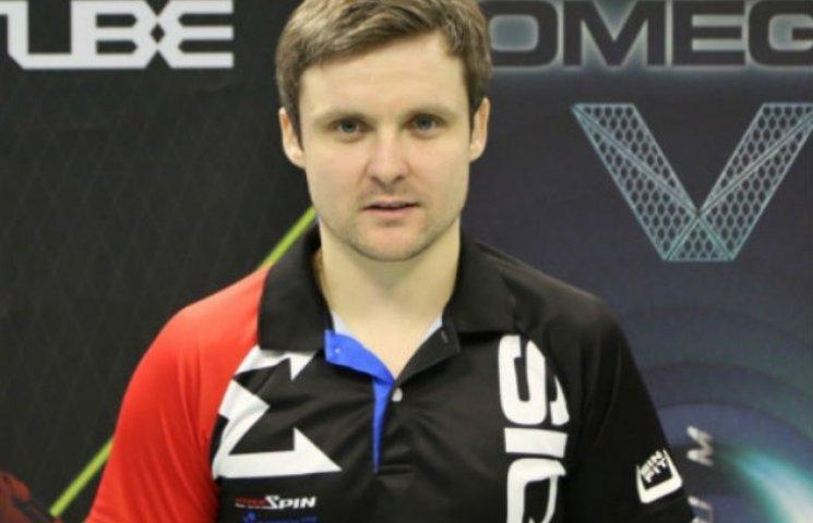 Полтавський тенісист їде на чемпіонат Європи