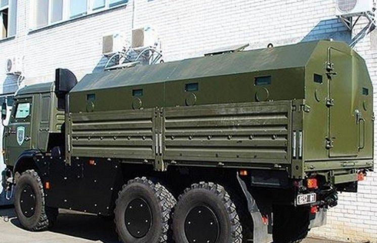 В Одесі офіцер Нацгвардії планував здати на брухт цілу вантажівку
