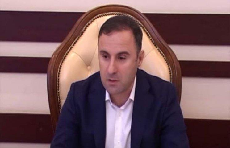 Чиновник Адміністрації Януковича став радником Лорткіпанідзе