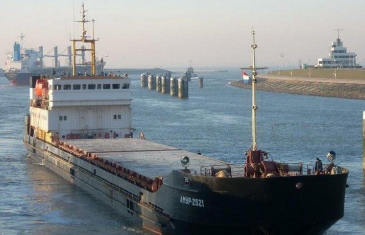 В Іллічівському порту заарештували два судна