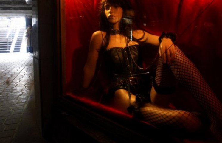 проститутки на трасі