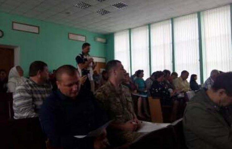 """У Вінницькому """"Укропі"""" скандал: АТОвці не хочуть йти в списках з екс-""""регіоналами"""""""
