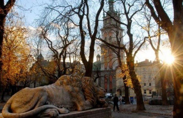 Сім причин приїхати до Львова цієї осені