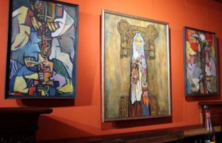 У Львові в Музеї ідей відкривають ретроспективну виставку закарпатського художника