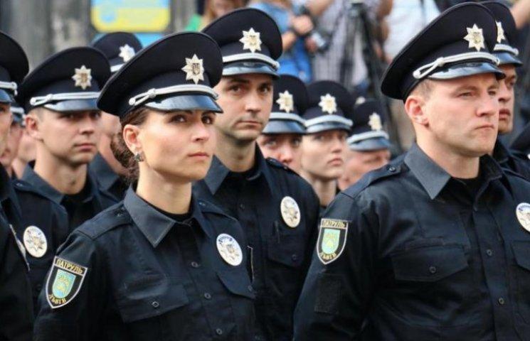 У Львові звільнили першого поліцейського. За п