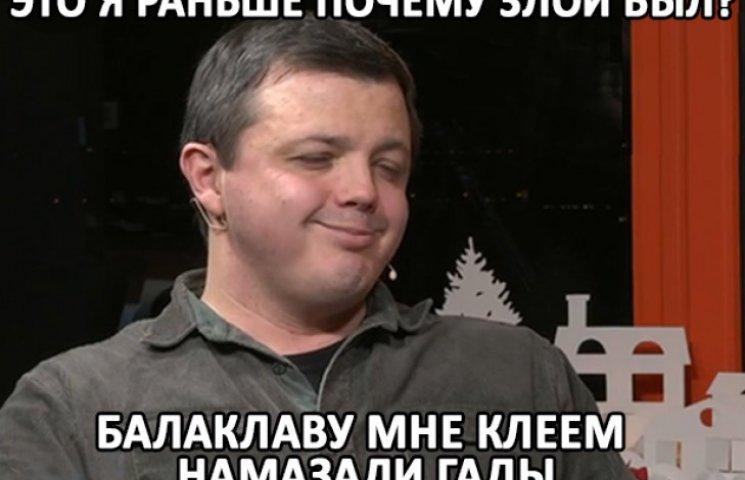 11 видеоприколов Семенченко, которые можно смотреть бесконечно
