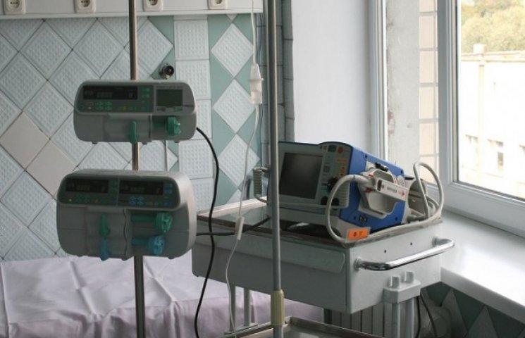 Нове обладнання для дитячої лікарні сьогодні ввели в дію
