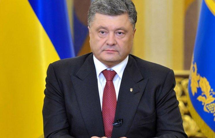 Сегодня президенту Порошенко исполняется 50 лет
