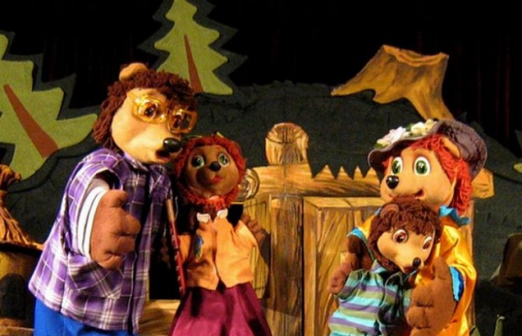 Новий театральний сезон в ляльковому театрі розпочався аншлагом