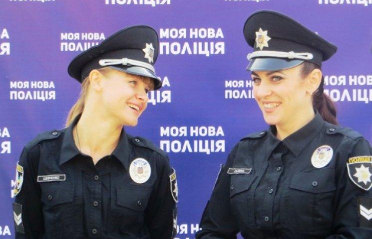 На Полтавщині більше 5000 бажаючих служити в поліції