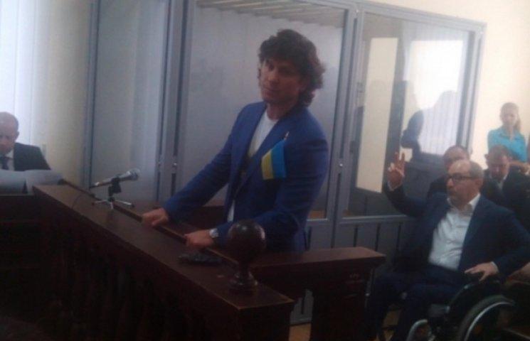 Полтавський суд допитав Тедеєва