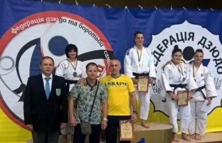 Одесити завоювали три медалі на Чемпіонаті України з дзюдо