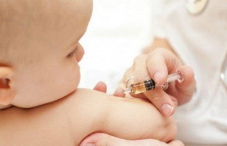Епідемія поліомієліту стала менш загрозливою для Вінниччини