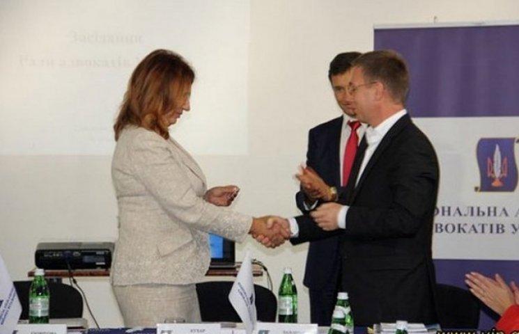 Довірена особа Домбровського керуватиме Радою адвокатів Вінниччини