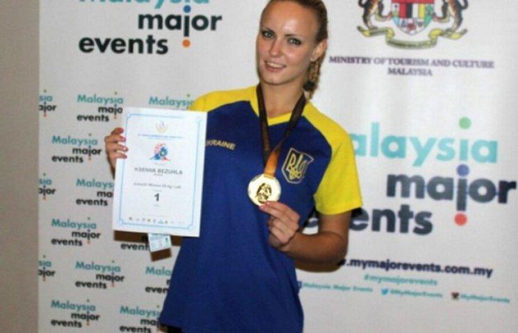 Полтавка стала чемпіонкою світу з армреслінгу
