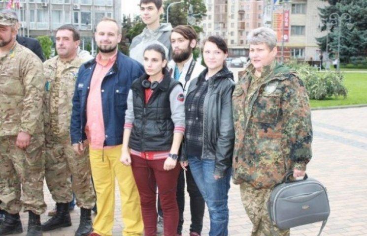 З Вінниці на Донбас поїхав черговий гуманітарний патруль