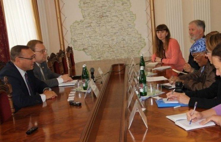 Спостерігачі ОБСЄ розпитували  Коровія про адмінресурс на виборах