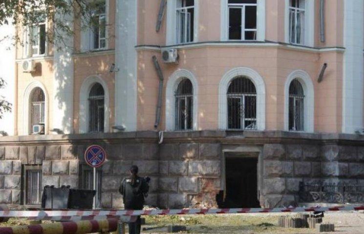 Цетральний апарат СБУ направив групу для розслідування теракту в Одесі