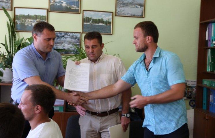 """У Миколаєві призначили нового директора спортшколи """"Комунарівець"""""""