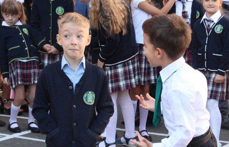 """У вінницьких школах пролунав """"Перший дзвоник"""""""