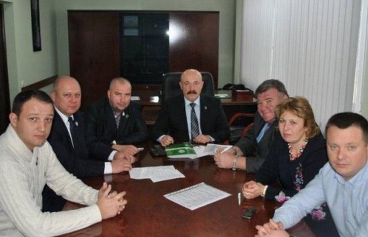 """В винницком """"Укропе"""" говорят, что партию хотят прибрать к рукам """"волынские товарищи"""""""