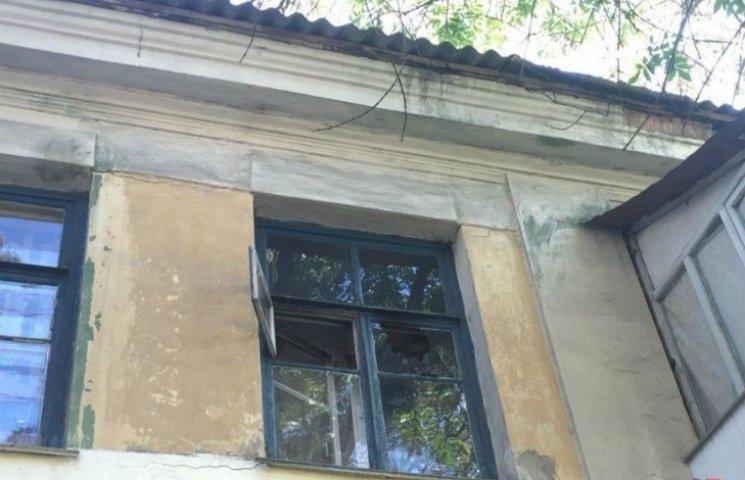На Полтавщині квартиру музикантів закидали коктейлями Молотова