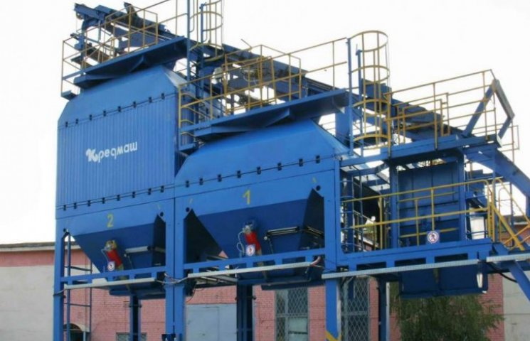 Кременчуцький завод допомагає будувати дороги в Дагестані