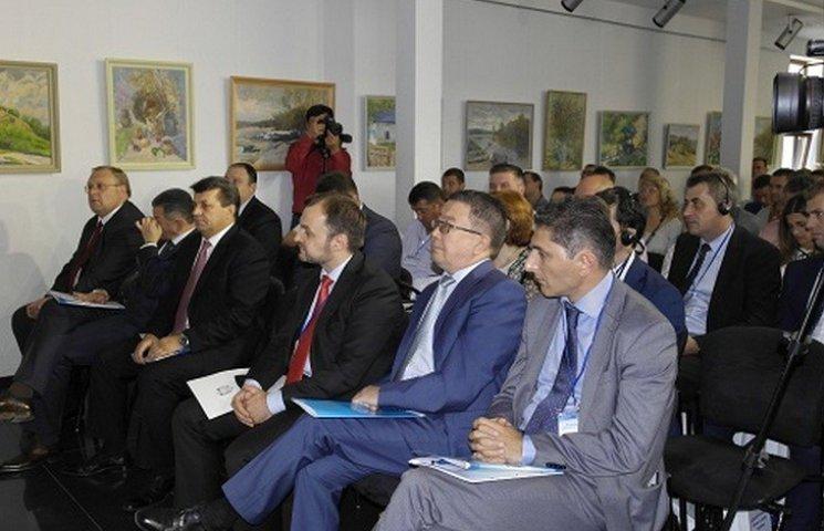 Вінниччина презентує бізнесменам з 20 країн світу свою інвестиційну привабливість