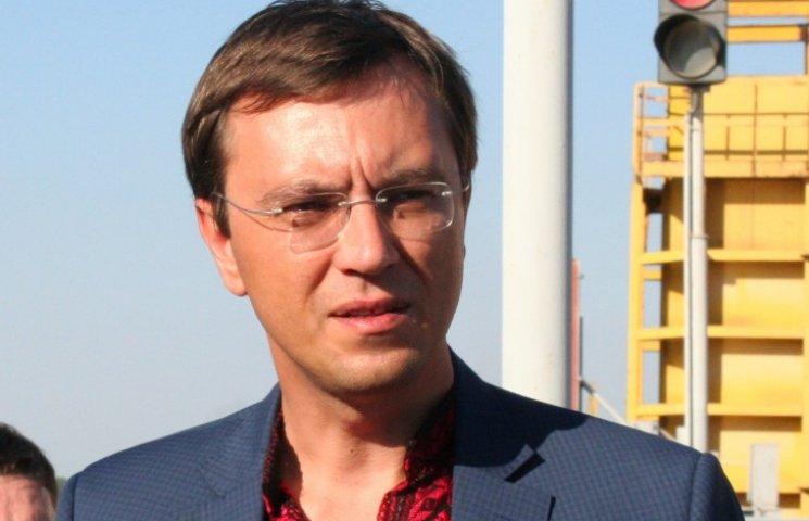 Топ-5 меседжів, що привіз до Запоріжжя міністр інфраструктури