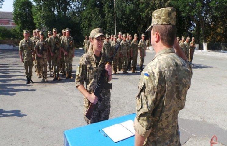 Кам'янецький 308 інженерний батальйон поповнився воїнами