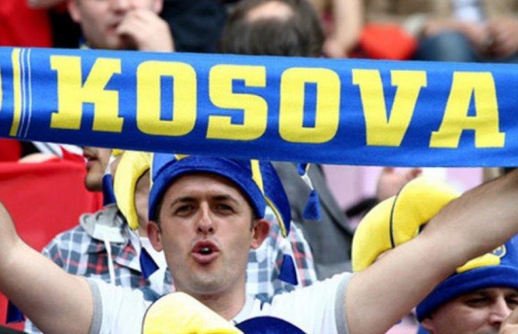 ФИФА хочет заставить Украину признать Косово