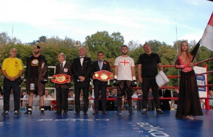 Вінницький боксер отримав титул чемпіона Європи