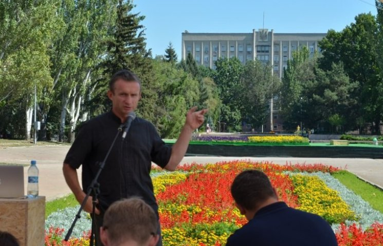 Київський архітектор пропонує миколаївцям змістити центр уваги на Нижню Набережну