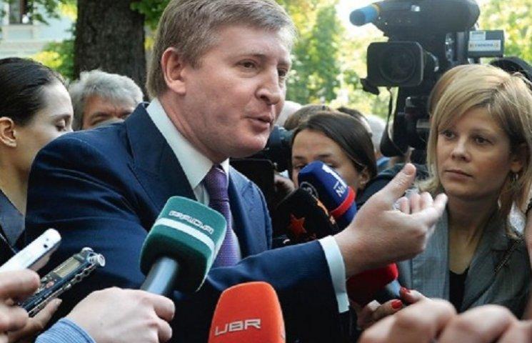 Растяжка Ахметова: между Сурковым и Ляшко