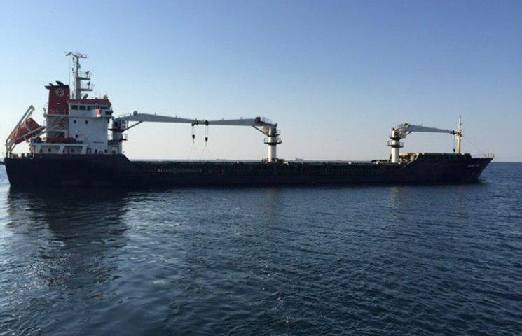 """""""Бунт на кораблі"""": В СБУ розповіли, як штурмували турецьке судно та звільняли заручників"""
