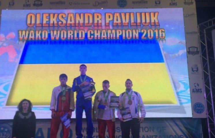 Миколаївець виграв Чемпіонат світу з кікбоксингу