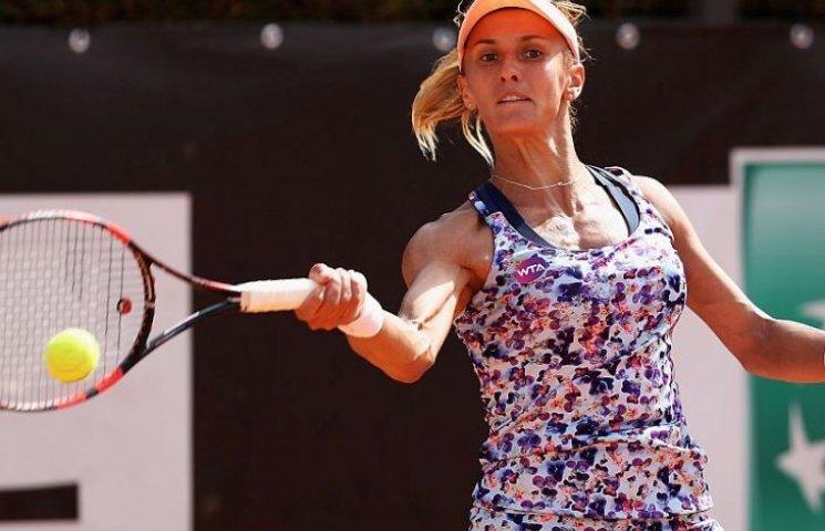 Николаевская теннисистка выиграла $235 тыс и вылетела с Открытого чемпионата США
