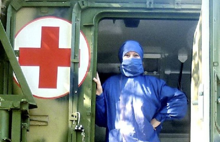 Харків прийняв ще 16 поранених та хворих бійців з передової