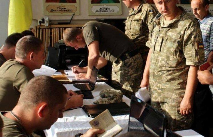 Николаевская 79-ка проводит учебные сборы с резервистами