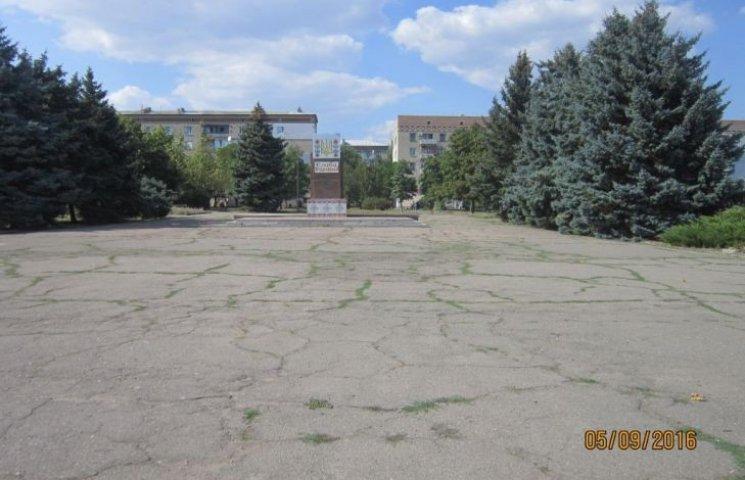 На Николаевщине объявили конкурс на реконструкцию площади, где повалили Ленина
