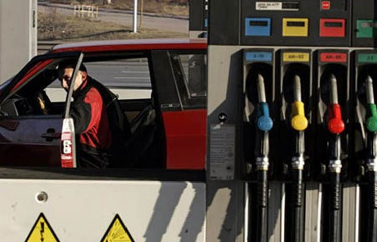 Ціни на бензин в Запоріжжі станом на 6 вересня