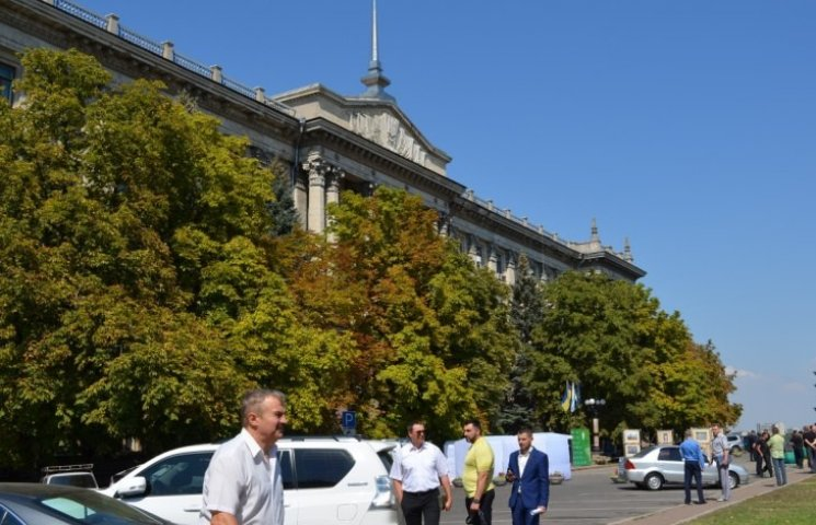 У Миколаєві знов скликають сесію міськради