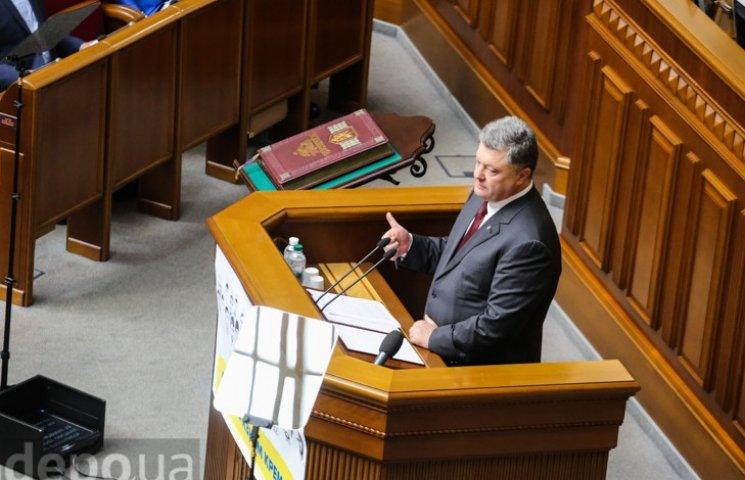 Видео дня: Выступление Порошенко и драка в киевском метро