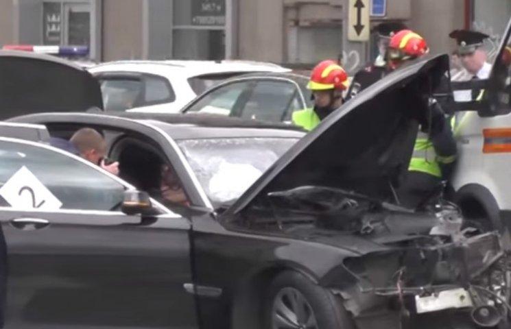 Авто Путіна потрапило у ДТП в Москві, водій загинув