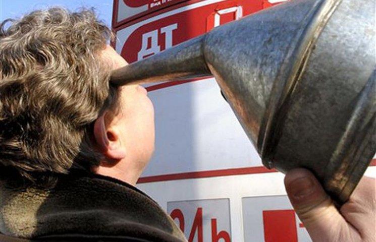 У Запоріжжі подорожчали бензин та скраплений газ