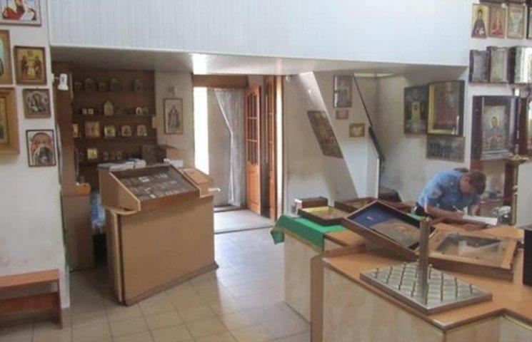 У Миколаєві невідомі обікрали Свято-Симеонівський собор