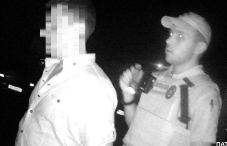 """У Вінниці патрульні затримали водія """"під кайфом"""""""